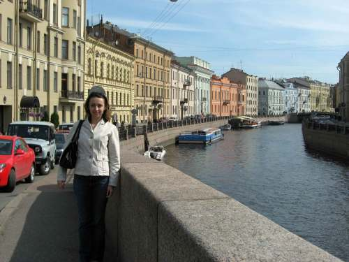 Kate, St. Petersburg, Russian Federation, June 2008