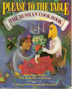 The Russian Cook Book""