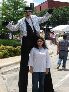 Jazz Fest, Texas, 2007