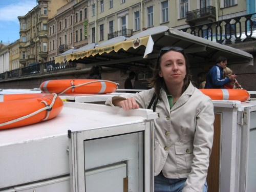 Kate, St. Petersburg, Russian Federation, 2008
