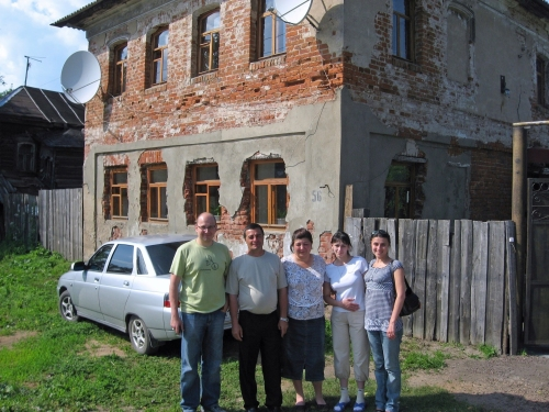 Rostov, Russian Federation, 2008